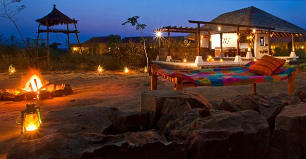 Svasara Resort Tadoba - Confirm tour package booking with safari